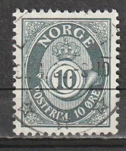 Norway Used 10o post and horn