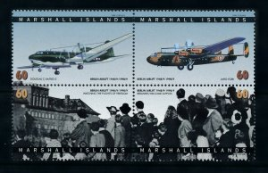 [101631] Marshall Islands 1998 Aviation military Berlin airlift  MNH