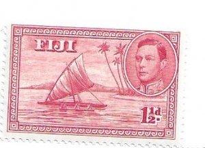 FiJi 119 Mint Hing (empty Canoe)