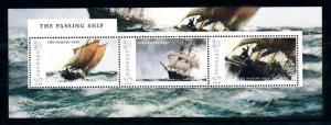 [90869] Grenada 2009 Ships The Passing Ship Sheet MNH