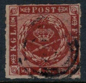 Denmark #9  CV $15.00