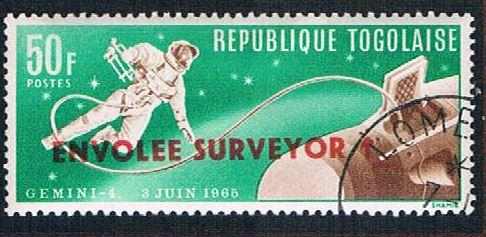 Togo 563 Used Space (BP1246)