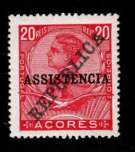 Azores Scott MNH** Telegraph stamps see note in Scott after RA1