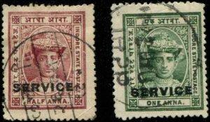 India Indore SC# O1-2 Used scv $1.15