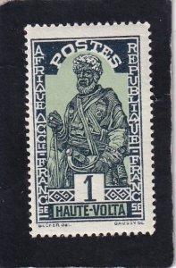 Upper Volta      #     43      unused