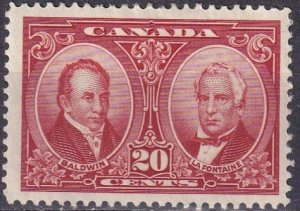 Canada #148 F-VF Unused  CV $27.50 (Z4437)