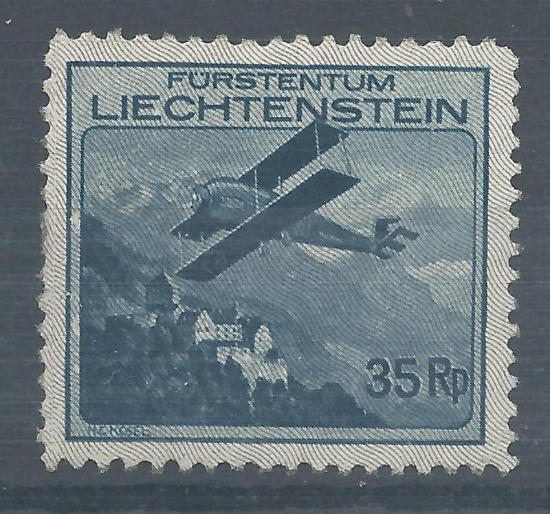 Liechtenstein C4 NH