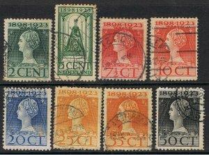 NETHERLANDS 1923 QUEEN WILHELMINA