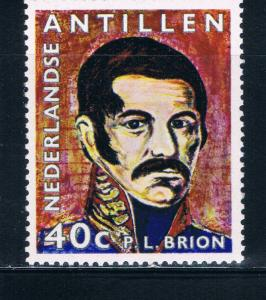 Netherlands Antilles 330 MNH Pedro Brion (N0425)