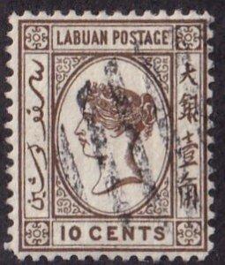 Labuan #36 Used