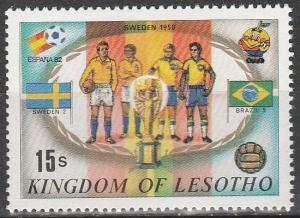 Lesotho #363f  MNH (S2899)