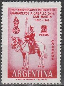Argentina #736 MNH (S1759)