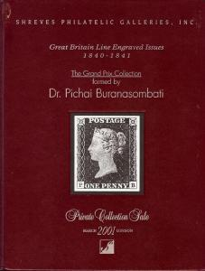 Great Britain Line Engraved Issues 1840-41, The Grand Pri...