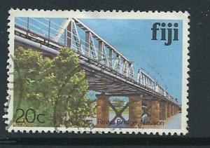 Fiji   QEII SG 589A VFU