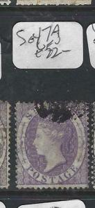 ST LUCIA  (P2705BB)  QV  SG  17A   VFU