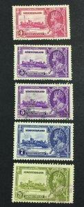 MOMEN: NEWFOUNDLAND # 1935 USED £40 LOT #7004