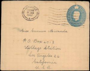 Great Britain, Postal Stationery