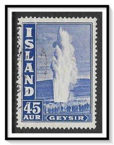 Iceland #207 Geyser Used