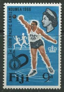 STAMP STATION PERTH Fiji #227 General Issue 1966 - MNH CV$0.35