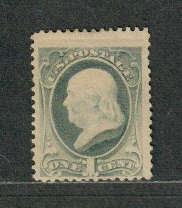 US Sc#145 M/H/F, Cv. $600