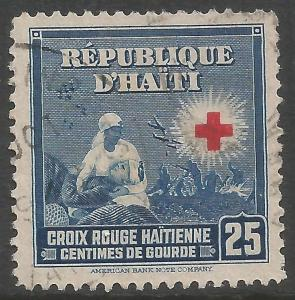 HAITI 365 VFU NURSE RED CROSS H1257-3