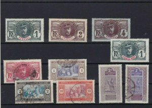SENEGAL STAMPS  ON STOCK CARD  R3222
