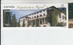 2018 Spain Rural Architecture - Euromed (Scott 4290) MNH