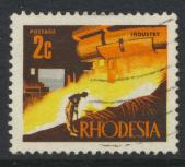Rhodesia   SG 440  SC# 276  Used  defintive 1970  see details