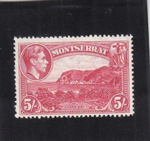 Montserrat: Sc #101, MH (35470)