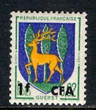France, Reunion; 1964: Sc. # 350: */MH Single Stamp