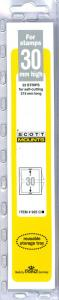 Scott Mounts Clear 30mm STRIP 215 ,(Pgk. 22)(00925C)