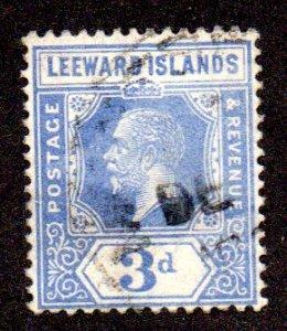 LEEWARD ISLANDS 71 USED SCV $42.50 BIN $17.00 ROYALTY
