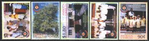 Antigua and Barbuda. 2003. 3920-24. Salvation Army in Antigua. MNH.