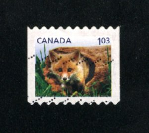 Canada #2427  -2  used  VF 2011 PD