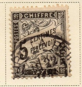 France 1882-92 Early Issue Fine Used 5F. 326820