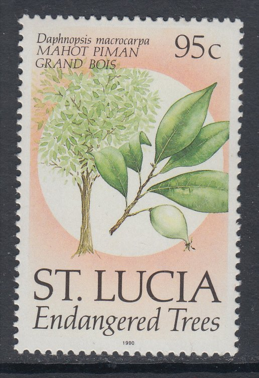 St Lucia 959 MNH VF