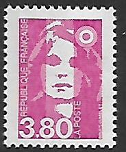 FRANCE, 2191, MNH, MARIANNE