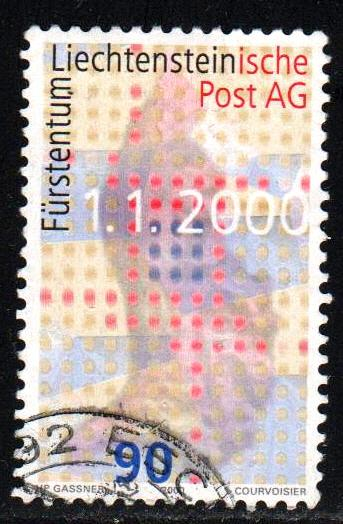 Liechtenstein # 1164 ~ Used, HMR ~ cv 1.10