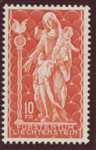 Liechtenstein 395 mint NH  (2745 122.j)