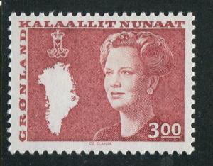 Greenland #129 Mint