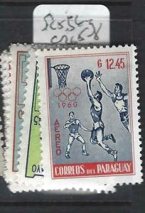 PARAGUAY  (PP1802B)   SC 556-9, C265-8   MOG