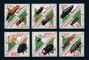 [SU764] Suriname Surinam 1993 Beatles Triangles  MNH