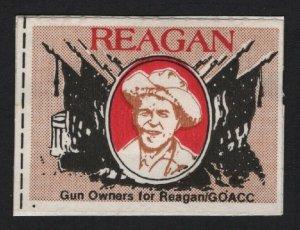 UNITED STATES GUN OWNERS FOR REAGAN CINDERELLA  - BARNEYS