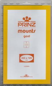 PRINZ 265X129 (5) BLACK MOUNTS RETAIL PRICE $11.50