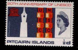 Pitcairn Islands Scott 64 MNH** stamp