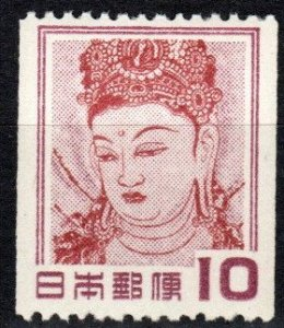Japan #672 F-VF Unused CV $18.00  (P46)