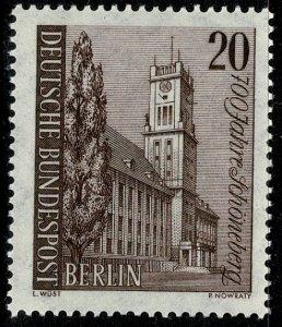 GERMANY BERLIN 1964 700th ANNIV of SCHONEBERG MINT (NH) SG B227 P.14 SUPERB