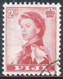 Fiji, Sc #166, 2d Used
