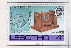 Lesotho MH Scott Cat. # 217