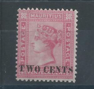 Mauritius 85 LH